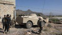 كسر هجوم للحوثيين في جبهة دمت