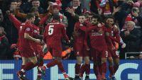 """صلاح يقود ليفربول إلى دور الـ16 في """"أبطال أوروبا"""""""