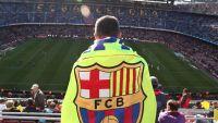 """جماهير برشلونة تطالب بإزالة صورة اللاعب """"الخائن"""""""