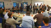 """""""إسناد"""" تنتخب هيئة إدارية جديدة في فرانكفورت بألمانيا"""