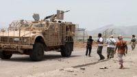 إصابة ثلاثة جنود إثر انفجار عبوة ناسفة في أبين