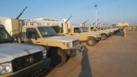 تسليم الدفعة الثانية من عربات خفر السواحل وحرس الحدود بالمهرة