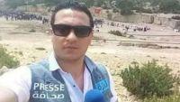 ما الذي قاله الصحافي التونسي عبد الرزاق الزّرقي قبل أن يحترق بقليل؟