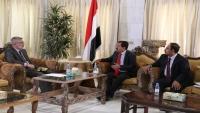 الحميري: لقاء النواب بهادي للتشاور ومصدر للموقع بوست: الرياض حسمت الرئاسة للشدادي