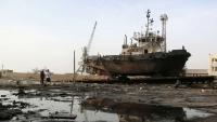 تقرير: جماعة الحوثي احتجزت ونهبت 88 سفينة تجارية ونفطية و697 شاحنة إغاثة