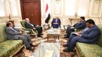 الرئيس هادي: تركة جسيمة تقع على عاتق أجهزة الضبط القضائي