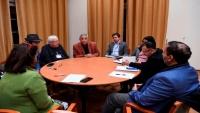 فريق أممي يلتقي ممثلي الحكومة الشرعية شرقي الحديدة