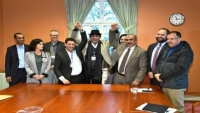 ممثلو الحوثيين بلجنة الأسرى يغادرون صنعاء إلى الأردن