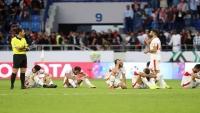 فيتنام تهزم الأردن وتخرجها من بطولة كأس آسيا بركلات الترجيح