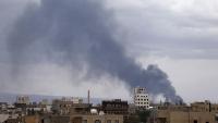 ناشطون يسخرون من إعلان التحالف عملية عسكرية في صنعاء: غاراتكم تستهدف الأبرياء (رصد)