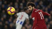 مدرب ليفربول: صلاح لاعب استثنائي لا يصدقه عقل