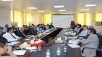 الأمم المتحدة تبلغ البنك المركزي تحويل أموال المنظمات عبر فرعه في عدن