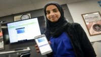 طالبة يمنية فرّت من الحرب لتتميز في مجال برمجة الحاسوب (ترجمة خاصة)