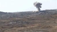 مقتل خمسة جنود إثر انفجار لغم أرضي بمنطقة حوران في البيضاء