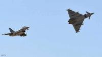 طيران التحالف يستهدف مخازن طائرات مسيرة للحوثيين في صنعاء