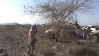تقدم للحوثيين في الحشاء بالضالع واللواء 30 مدرع يمنع وصول تعزيزات للمقاومة