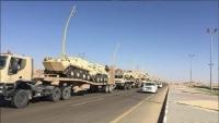 مشايخ ووجهاء حوف بالمهرة يرفضون الاستحداثات العسكرية للقوات السعودية في المديرية