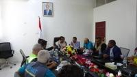منظمات تركية تجري لقاءات بمأرب لتحديد احتياجات المحافظة من المساعدات