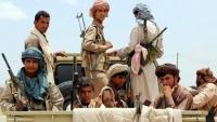 الحوثيون يدفعون بتعزيزات عسكرية إلى قفلة عذر في عمران