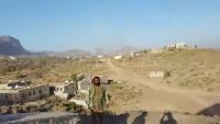 الجيش الوطني يحقق تقدما ميدانياً في الحشاء بالضالع