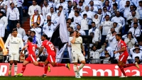 """جيرونا """"يصعق"""" ريال مدريد في الليغا"""