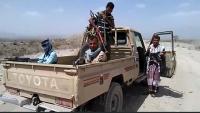 قتلى وأسرى حوثيون وتقدم للجيش والمقاومة الشعبية في الحشاء بالضالع