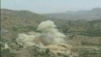 وسط خذلان للتحالف.. الحوثيون يتقدمون في حجور بعد قصفهم القرى بالصواريخ البالستية