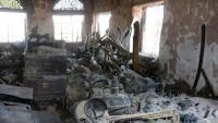 """متاحف اليمن: قصف من """"التحالف"""" ونهب على الأرض"""