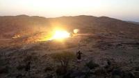 كمين محكم للجيش يوقع قتلى وجرحى في صفوف الحوثيين بالبيضاء