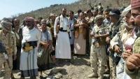 الضالع.. العميد العولقي يتهم الصيادي بنصب كمين مسلح له ورفض تسليم اللواء 30 مدرع