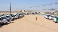 جمعية تركية تسلم 1000 صهريج مياه للعائلات في اليمن