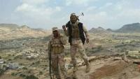 الضالع.. مصرع قيادي حوثي في مواجهات مع الجيش في دمت