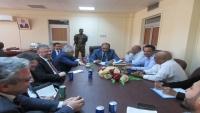 اليمن يبحث مع تركيا التعاون في القطاع السمكي