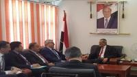 السفير التركي يؤكد أن بلاده ستقدم الدعم لقطاع التعليم باليمن