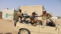 الجيش الوطني يأسر 45 من مسلحي الحوثي بمديرية عبس في حجة