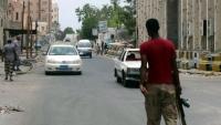 مسلحون مجهولون يغتالون شاباً في الشيخ عثمان بعدن