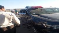 مقتل أربعة جنود وإصابة آخرين في انفجار عبوة ناسفة في سيئون