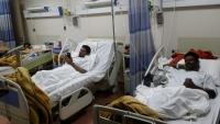 """""""أطباء بلا حدود"""" تُغلق مشفاها الوحيد في عدن عقب اقتحامه من قبل مسلحين"""