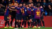 """تعادل """"مجنون"""" لبرشلونة مع فياريال...إبداعات ميسي وسواريز تنقذه من الهزيمة!"""