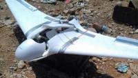 قوات العمالقة تعلن إسقاط طائرة حوثية مسيرة في الحديدة