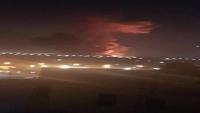 انفجار عنيف يهزّ مدينة شبام بحضرموت جراء غارات لطائرات بدون طيار