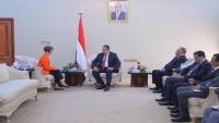 سفيرة ألمانيا تؤكد دعم برلين لعودة الشرعية في اليمن وتنفيذ اتفاق ستوكهولم