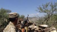 تجدد المواجهات في جبهة حمك بالضالع ومقتل عشرات الحوثيين