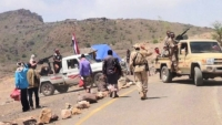 الضالع.. اشتداد المعارك في جبهتي بيت الشوكي والحشاء وسط غياب تام لإسناد التحالف