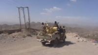 مليشيا الحوثي تفرض سيطرتها الكاملة على مديرية الحشاء في الضالع