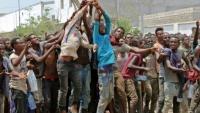 الكشف عن معسكرات تدريب لمرتزقة أفارقة يدريها الحوثيون بالحديدة