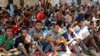 منظمة الهجرة: احتجاز آلاف المهاجرين في عدن