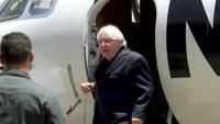 المبعوث الأممي يصل صنعاء لبحث تنفيذ اتفاق الحديدة