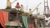 فريق أممي يصل مطاحن البحر الأحمر في الحديدة لإعادة تشغيلها