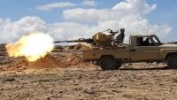 الجيش يعلن مقتل 27 حوثيا في معارك عنيفة بالبيضاء